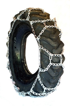 H Pattern Tractor Chains